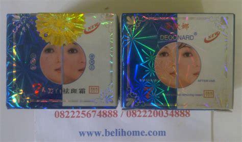 Krim Wajah Deoonard deoonard biru pemutih wajah aman