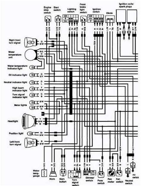 Suzuki Intruder 125 Wiring Diagram Wiring Schematics