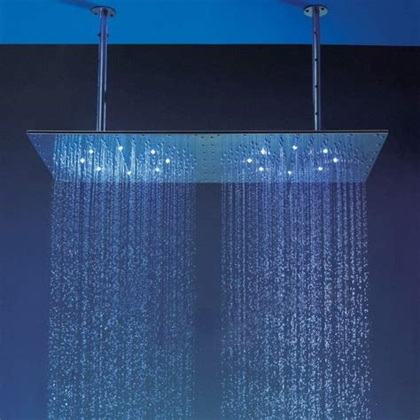 ceiling mount shower heads best 25 ceiling mounted shower ideas on