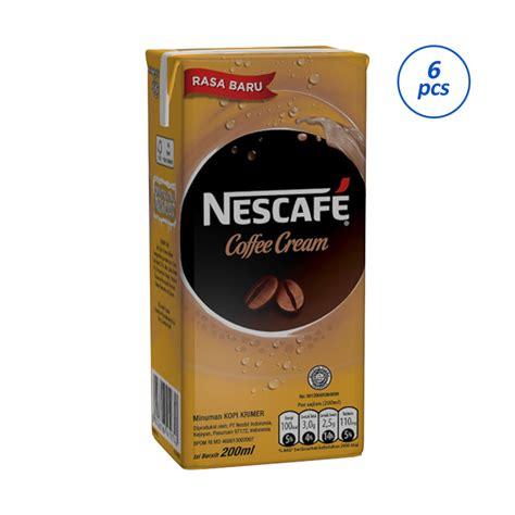 Nescafe Uht 200ml by Jual Nescafe Uht Cek Harga Di Pricearea
