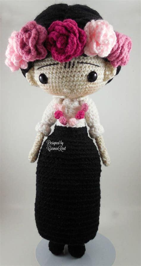 crochet amigurumi pattern generator 354 best frida images on pinterest frida khalo