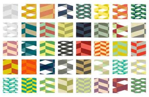ai pattern swatches illustratorのスウォッチを充実させられるヘリンボンスウォッチセット 50 free herringbone