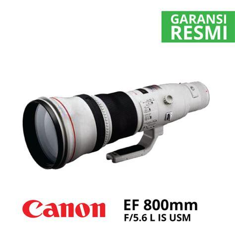Canon Lens Ef 800mm F5 6 L Usm canon ef 800mm f 5 6l is usm harga dan spesifikasi