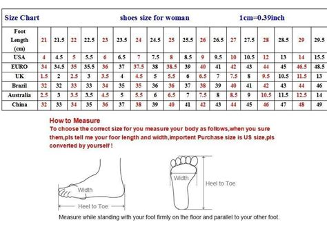 shoe size chart heel to toe elegant loafers shoes women casual lace round toe shoes