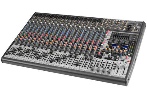 Mixer Behringer Sx2442fx Mixer Audio 24 Channel With Effect Sx 2442 behringer sx2442fx eurodesk 24 channel analog mixer hr