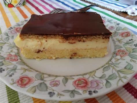 puddingcreme kuchen schoko pudding kuchen vom blech rezept mit bild