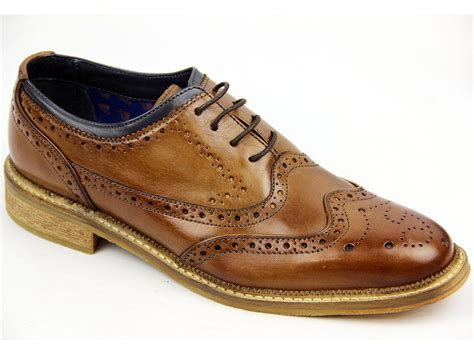 oxford shoes or brogues goodwin smith newchurch retro mod oxford brogue shoes in