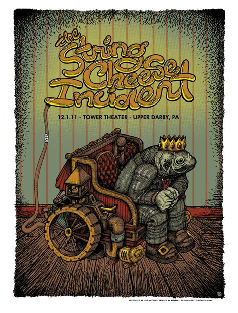 String Cheese Incident - the string cheese incident 411posters