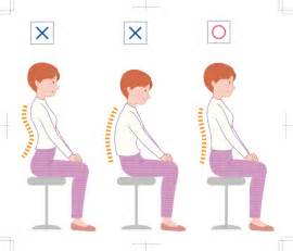 fix your poor posture before it impacts your health