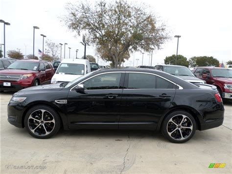 2014 Ford Taurus Limited Specs by 2014 Tuxedo Black Ford Taurus Limited 88250890 Photo 2