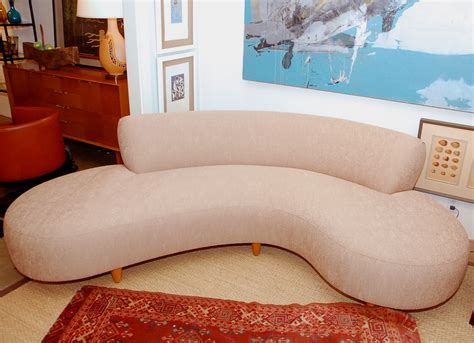 kidney shaped sofa with kidney shaped sofa thesofa