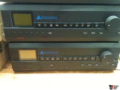 multi room audio receiver audioaccess mrx multi room receiver controller lifier photo 393915 canuck audio mart