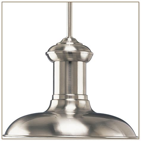 brushed nickel pendant lighting kitchen