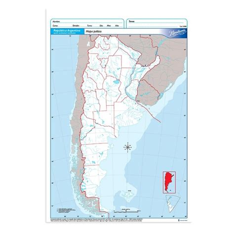 mapa para imprimir gratis paraimprimirgratiscom mapa rivadavia argentina pol 237 tico n 176 5 mis 218 tiles