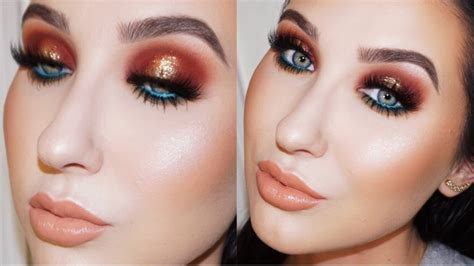eyeshadow tutorial jaclyn hill full face of first impressions makeup tutorial jaclyn