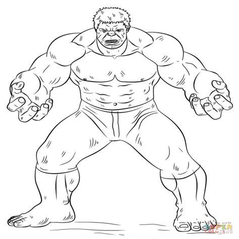 dibujos para pintar hulk dibujo de hulk para colorear dibujos para colorear