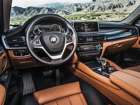 bmw suv interior 2016 bmw x6 price photos reviews features
