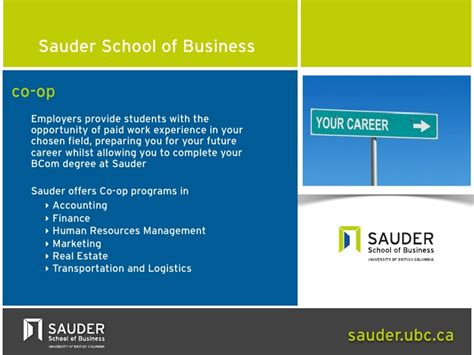 Sauder Mba Application by Cap09