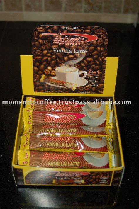 Day Vanilla Latte 10 Sachet Instantto Vanilla Latte Products United States Instantto