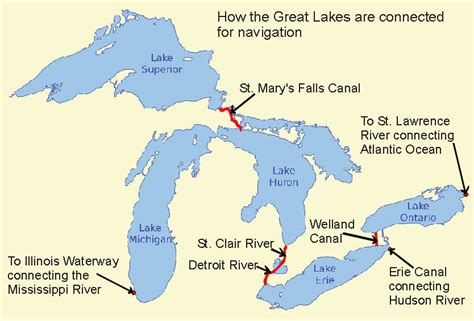 the great lakes world map the gallery for gt lake superior on world map