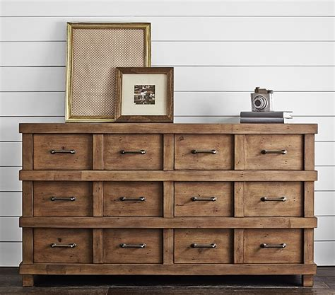 extra large bedroom dressers owen extra wide dresser pottery barn kids
