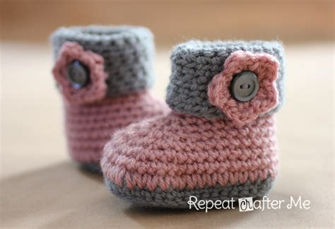 baby booties 25 cutest free crochet baby bootie patterns