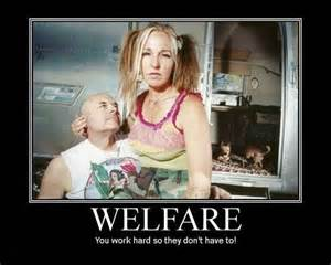 Welfare Meme - the welfare cheats meme gets trotted out again by