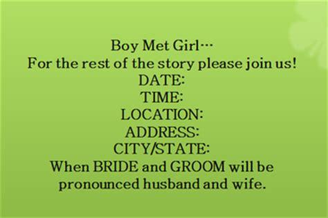 wedding invitations no children sles of wedding reception only invitation wording everafterguide
