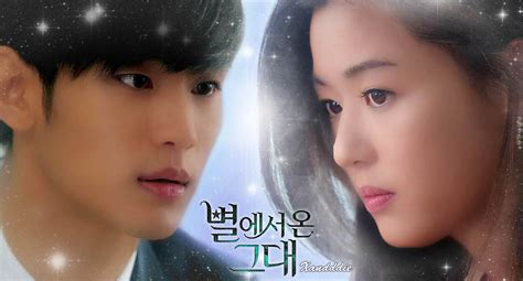 imagenes de my love from the star you who came from the stars xandddie