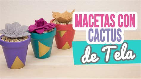 decorar tu cuarto estilo tumblr 161 como hacer macetas con cactus de tela 161 decora tu cuarto