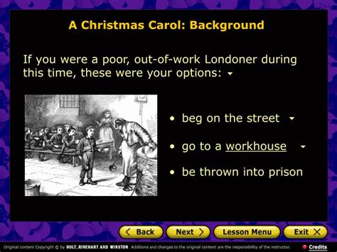 background on charles dickens a christmas carol ppt a christmas carol charles dickens powerpoint