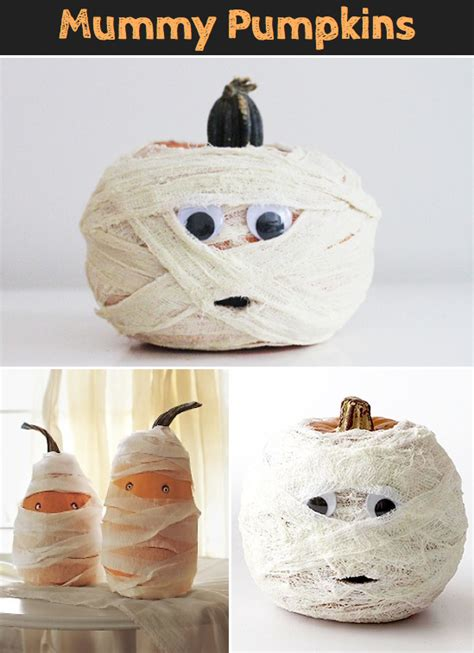 Pumpkin Decorating Ideas Without Carving by 8 Easy Pumpkin Ideas Without Carving