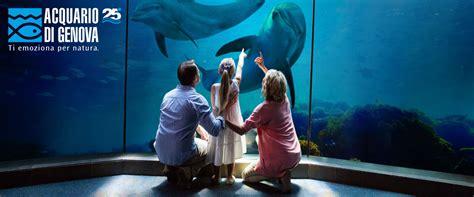 ingresso acquario di genova offerta zoo biglietti famiglia acquario di genova
