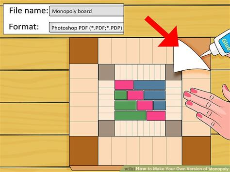 make your own monopoly chance cards how to make your own version of monopoly with pictures
