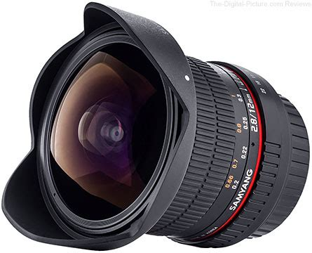 Which Canon Lenses Are Frame Compatible - samyang announces frame compatible fisheye lens