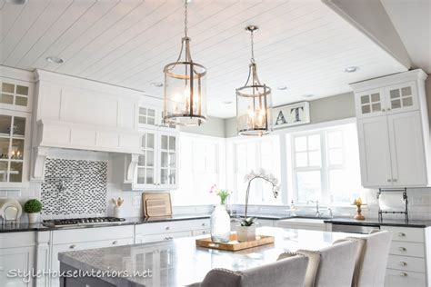 Pendant Lights For Kitchen Island Spacing How To Figure Spacing For Island Pendants Style House Interiors