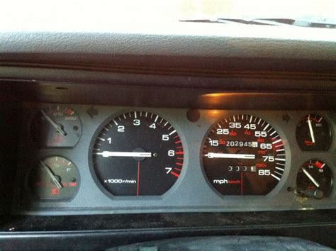 1996 Jeep Grand Instrument Cluster Not Working Speedometer Tachometer And Fuel Jeep Forum