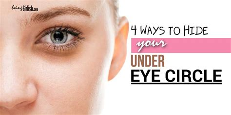 4 Things That Cause Your Eye Circles And Puffiness by 4 Ways To Hide Your Eye Circles