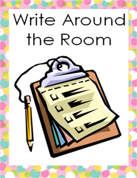 write the room mrs albanese s kindergarten class literacy centers 101 write the room