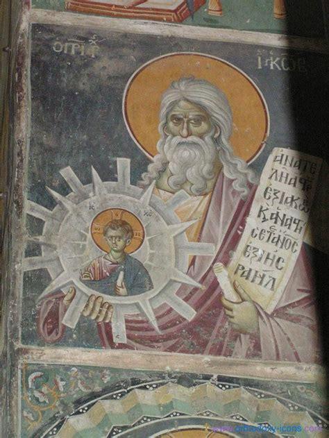 fresco old frescoes nagorichno 12 14 centuries macedonia part