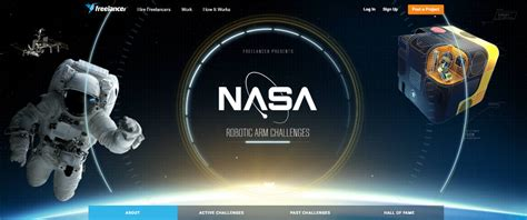design your space your space mission design a logo for nasa to represent in