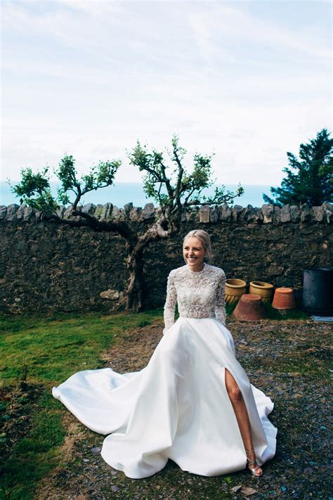 Trendy Wedding Dresses Uk by Stylish Wedding With Beaumont Gown Grey