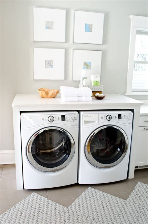 washer and dryer cabinet the curbly house our dream mudroom and laundry room is