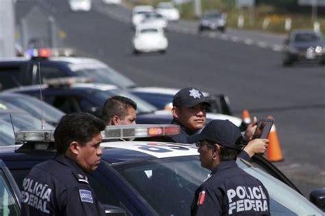 reglamento de policia federal 2015 191 por qu 233 te puede detener un polic 237 a federal en carretera