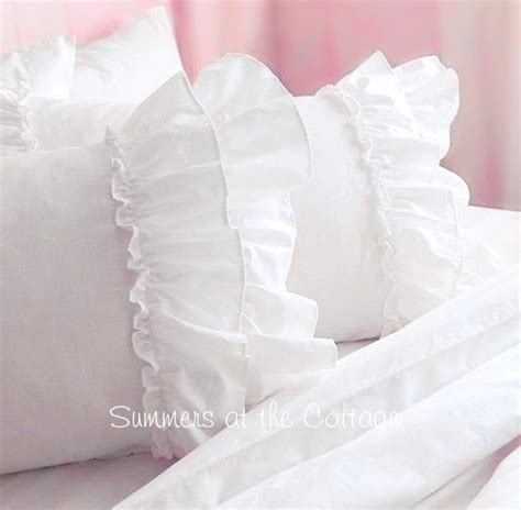 shabby chic pillow shams shabby chic pillow shams roselawnlutheran