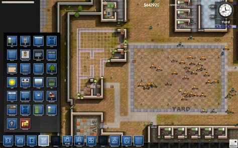 Prison Architect Staff Room by Prison Architect Pc Preview Gamewatcher