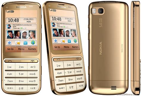 Hp Oppo C3 nokia c3 01 gold edition pictures official photos