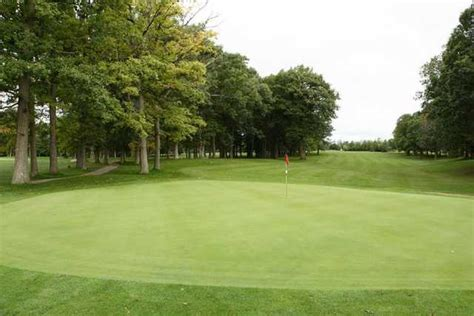 Thames River Golf Course | thames valley golf course hickory 9 in london ontario