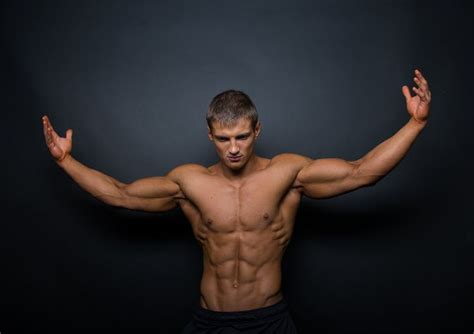 Muscular Man 31401 | 1000 images about art anatomy arms hands on pinterest