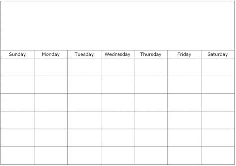 fill in printable weekly calendar to fill in blank calendar free calendar template